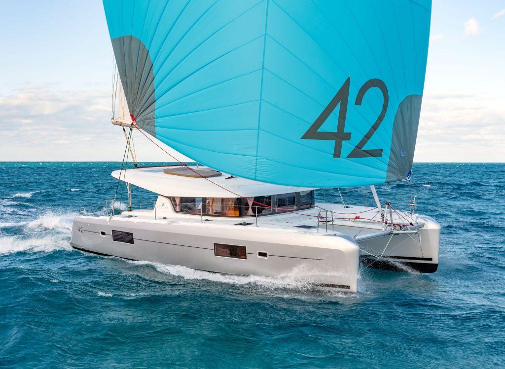 Catamarano Lagoon 42 Foto Repertorio