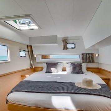 Catamarano Lagoon 42 Cabina