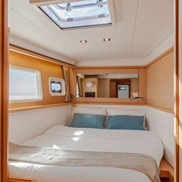 Catamarano Lagoon 450 Cabina