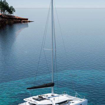 Catamarano Lagoon 46 Poppa