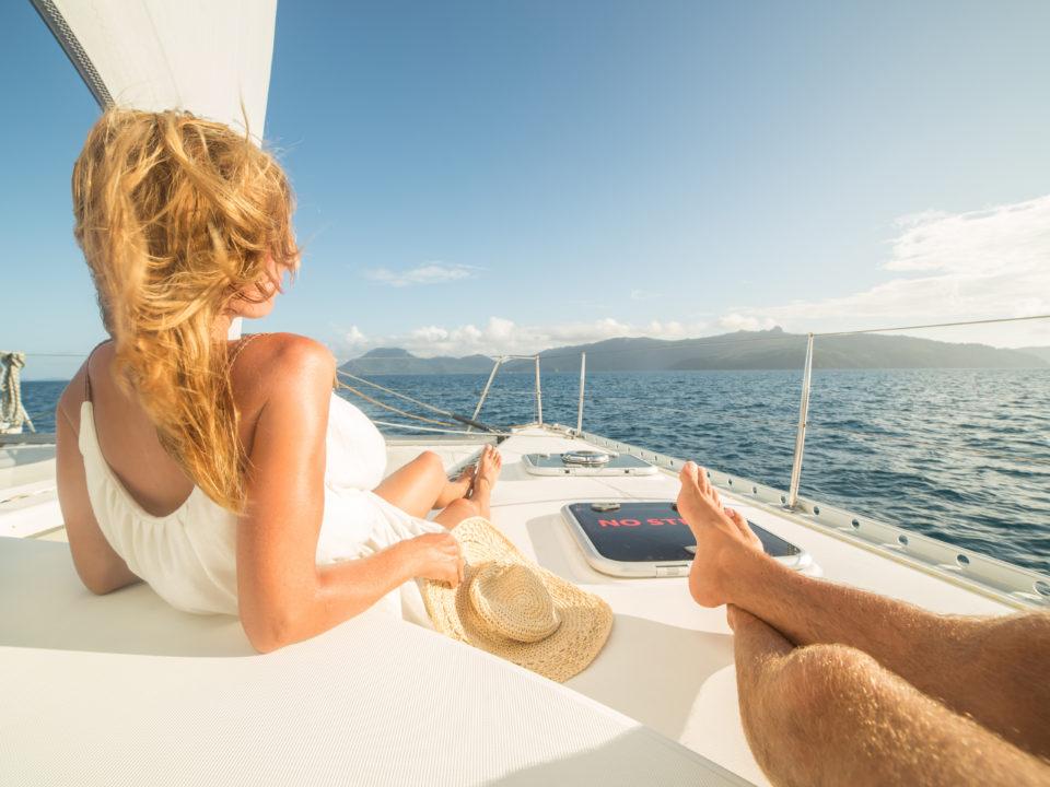 I Vantaggi di una vacanza in catamarano