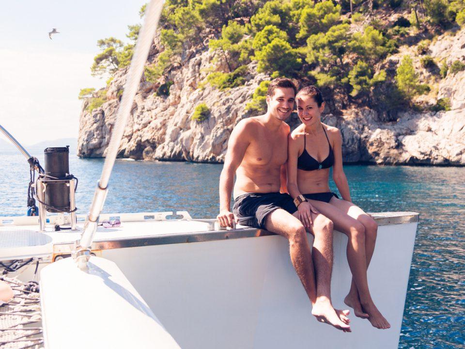 La spesa per una vacanza in barca: consigli utili