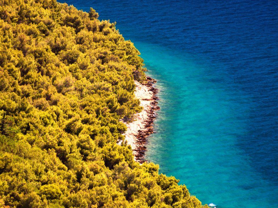 isole kornati croazia settembre bluenauta